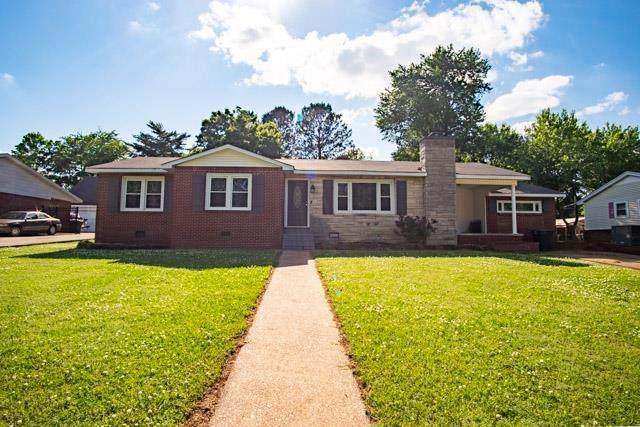 2167 Mcburney Dr, Florence, AL 35633 (MLS #434406) :: MarMac Real Estate