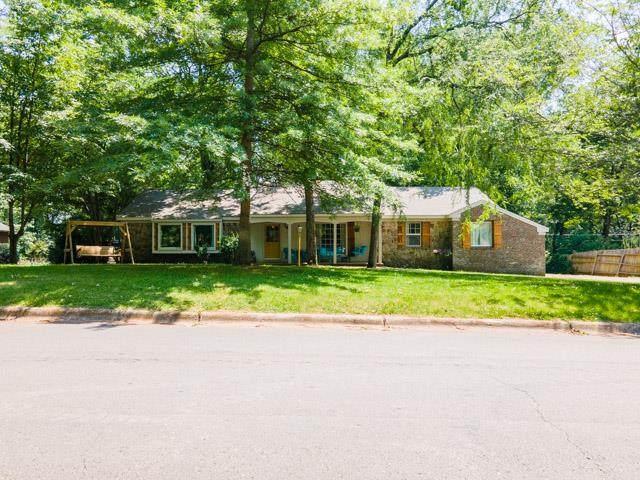 617 Windover Rd, Florence, AL 35630 (MLS #167764) :: MarMac Real Estate