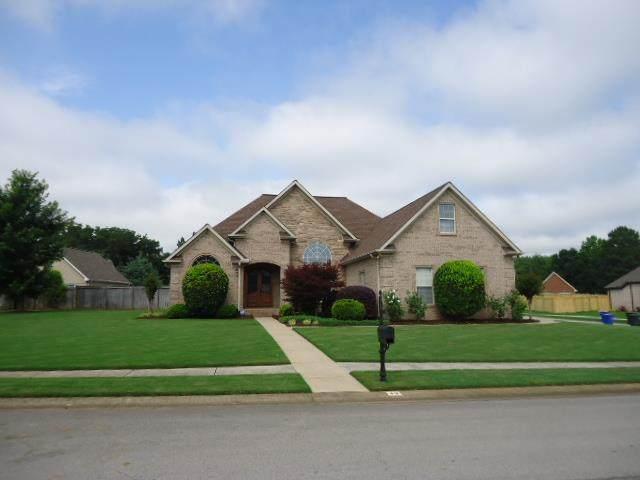 43 Cascade Dr, Florence, AL 35633 (MLS #434878) :: MarMac Real Estate