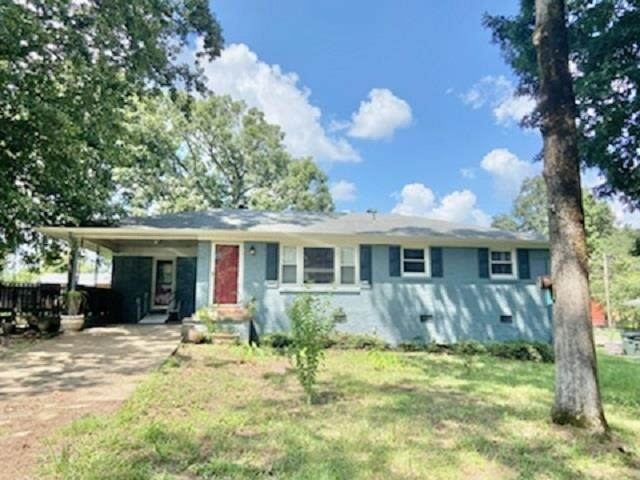 113 E Marshall St, Collinwood, TN 38450 (MLS #500761) :: MarMac Real Estate