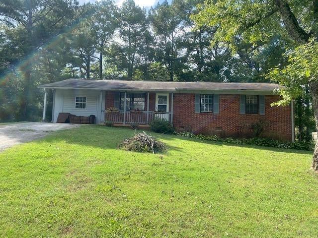 111 Hickory Dr, Florence, AL 35633 (MLS #501411) :: MarMac Real Estate