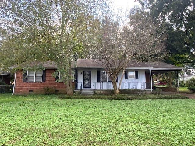 502 W Pasadena Ave, Muscle Shoals, AL 35661 (MLS #501760) :: MarMac Real Estate