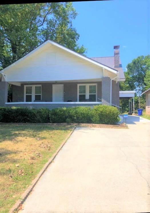 1213 Pine St N, Florence, AL 35630 (MLS #434348) :: MarMac Real Estate
