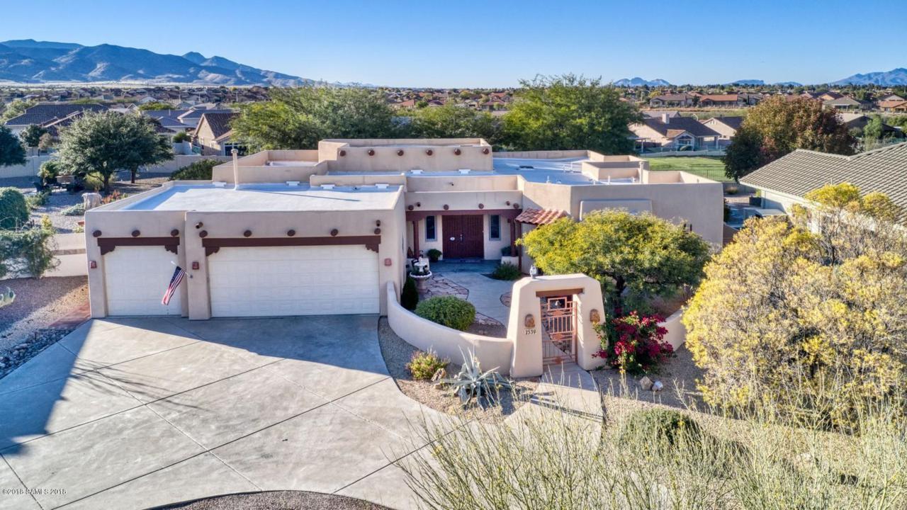 2539 Panorama Court Sierra Vista, AZ 85650