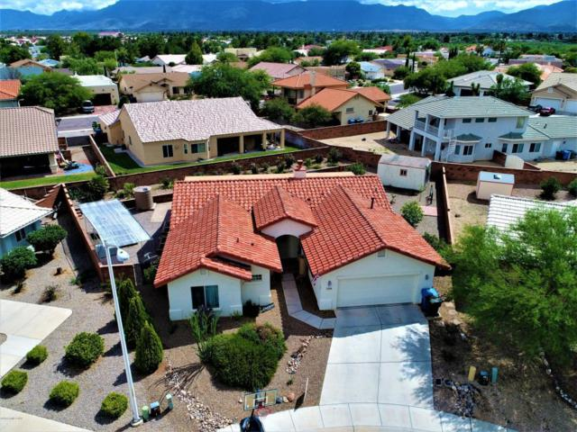 5344 Murray Hill Court, Sierra Vista, AZ 85635 (#163933) :: Long Realty Company