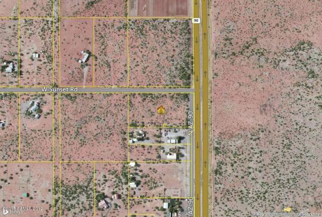 0000 Hwy 90 & Sunset Sw Corner Lot, Huachuca City, AZ 85616 (MLS #161135) :: Service First Realty