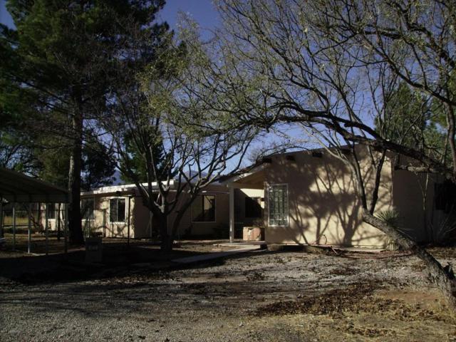 7376 E Mesa Drive, Sierra Vista, AZ 85650 (MLS #161311) :: Service First Realty