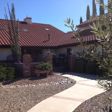 2721 Brewer Drive, Sierra Vista, AZ 85650 (MLS #161820) :: Service First Realty