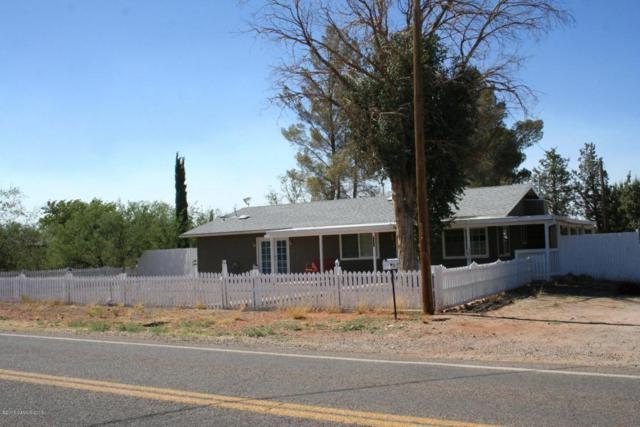 4901 E Bevers Street, Sierra Vista, AZ 85650 (MLS #162918) :: Service First Realty