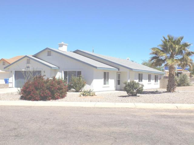 4840 E Forino Place, Sierra Vista, AZ 85635 (MLS #163110) :: Service First Realty