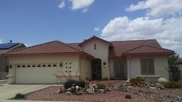 2697 Coral Brooke Drive, Sierra Vista, AZ 85650 (MLS #163112) :: Service First Realty