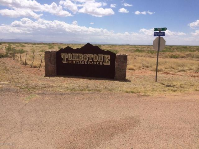Lot 45 Tombstone Heritage Ranch, Mcneal, AZ 85617 (MLS #163131) :: Service First Realty
