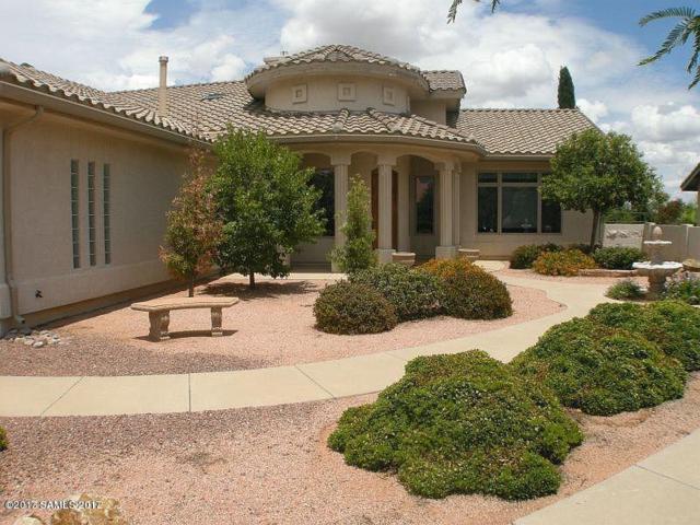 2769 Knollridge Drive, Sierra Vista, AZ 85650 (MLS #163137) :: Service First Realty