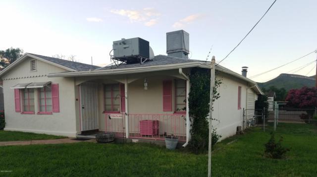 2 Sacramento Avenue, Bisbee, AZ 85603 (MLS #163291) :: Service First Realty