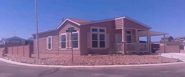1030 S Barrel Cactus Ridge #108, Benson, AZ 85602 (MLS #163541) :: Service First Realty