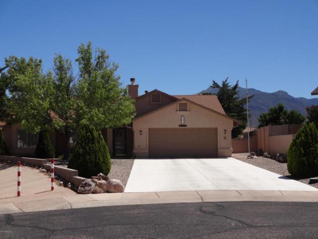3672 Coral Ridge Court, Sierra Vista, AZ 85650 (#163549) :: Long Realty Company