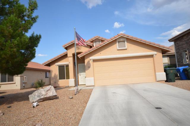 721 Tanner Drive, Sierra Vista, AZ 85635 (MLS #163605) :: Service First Realty