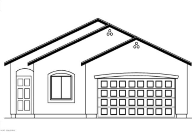 1279 San Simeon Drive Lot 484, Sierra Vista, AZ 85635 (MLS #163611) :: Service First Realty
