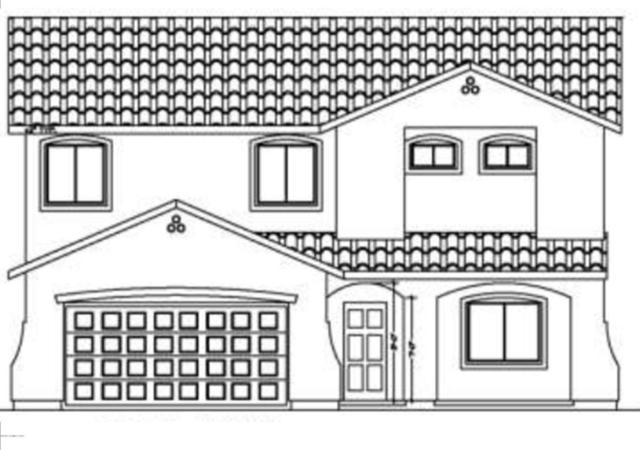 3412 Rhapsody Drive Lot 19, Sierra Vista, AZ 85650 (MLS #163612) :: Service First Realty