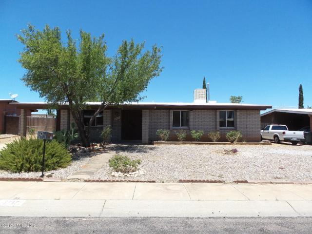 3717 N Mallard Circle, Sierra Vista, AZ 85635 (MLS #163803) :: Service First Realty