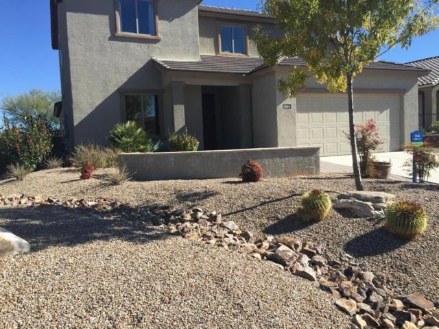 1015 S Throne Room Street, Benson, AZ 85602 (MLS #163916) :: Service First Realty