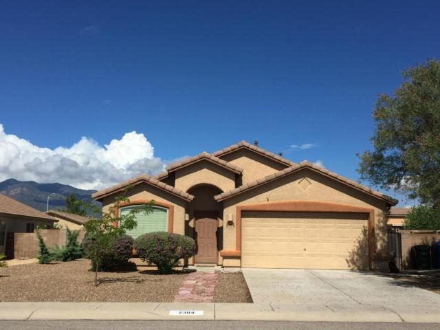 2304 Copperwood Drive, Sierra Vista, AZ 85635 (MLS #163917) :: Service First Realty