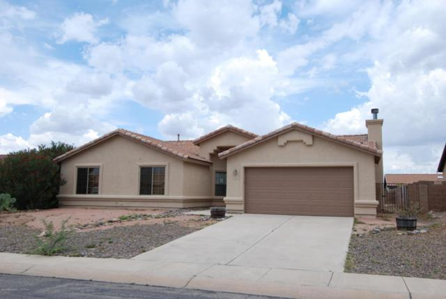 3749 Barraco Drive, Sierra Vista, AZ 85650 (MLS #163966) :: Service First Realty