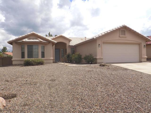 3122 Plaza De Viola, Sierra Vista, AZ 85650 (MLS #164022) :: Service First Realty