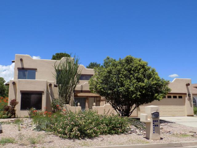 2548 S Player Avenue, Sierra Vista, AZ 85650 (MLS #164086) :: Service First Realty