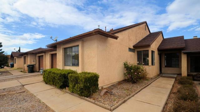 549 Charles Drive, Sierra Vista, AZ 85635 (MLS #164152) :: Service First Realty