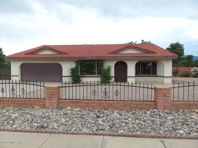 1236 E Katherine Drive, Sierra Vista, AZ 85635 (MLS #164186) :: Service First Realty