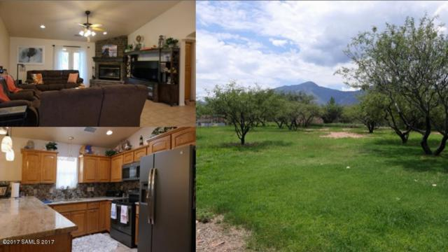 6430 S Jaxel Road, Hereford, AZ 85615 (MLS #164191) :: Service First Realty