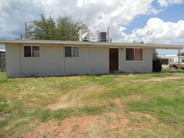 115 2nd Street, Huachuca City, AZ 85616 (MLS #164218) :: Service First Realty