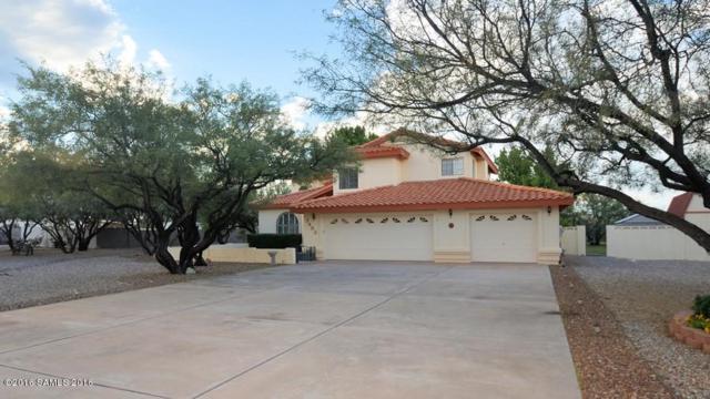 3493 E Atsina Drive, Sierra Vista, AZ 85650 (MLS #164286) :: Service First Realty