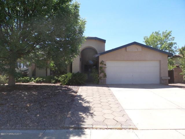 3306 Peregrine Drive, Sierra Vista, AZ 85650 (#164349) :: Long Realty Company