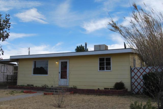 116 E Navajo Street, Huachuca City, AZ 85616 (MLS #164362) :: Service First Realty