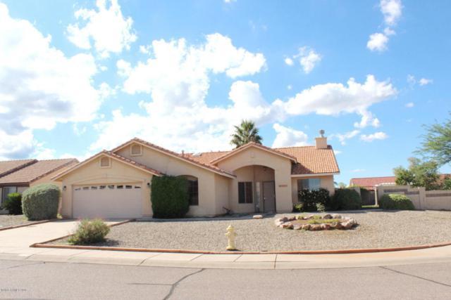 3757 Via El Soreno, Sierra Vista, AZ 85650 (MLS #164407) :: Service First Realty