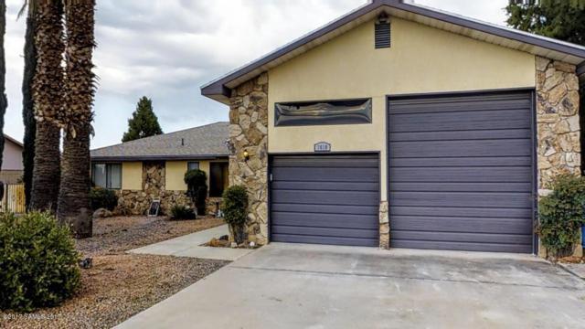 3610 Trevino Drive, Sierra Vista, AZ 85650 (MLS #164422) :: Service First Realty
