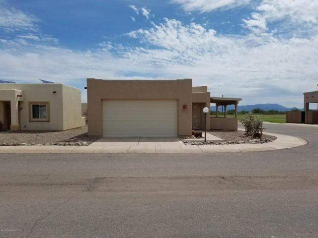 567 S Clubhouse Lane, Sierra Vista, AZ 85635 (MLS #164451) :: Service First Realty