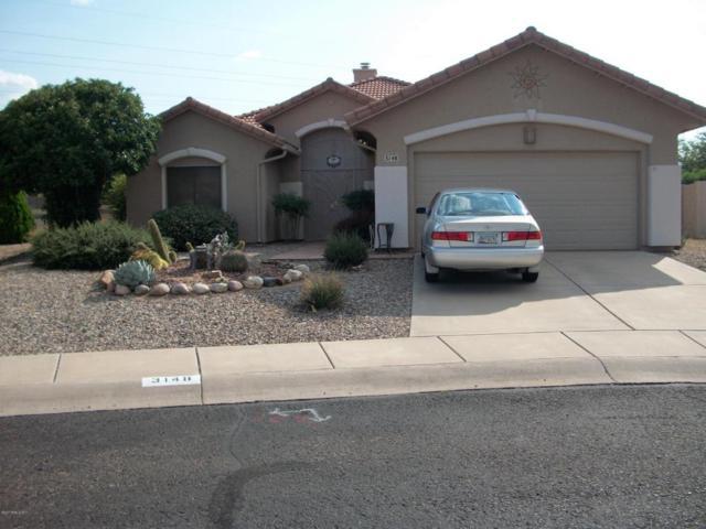 3148 Candlewood Way, Sierra Vista, AZ 85650 (MLS #164536) :: Service First Realty