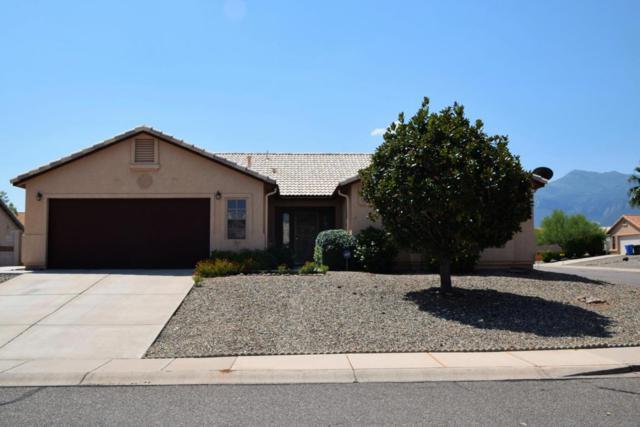 3810 Calle Roca, Sierra Vista, AZ 85650 (MLS #164542) :: Service First Realty
