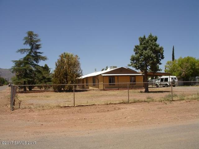 2291 S Bowers, Bisbee, AZ 85603 (MLS #164667) :: Service First Realty