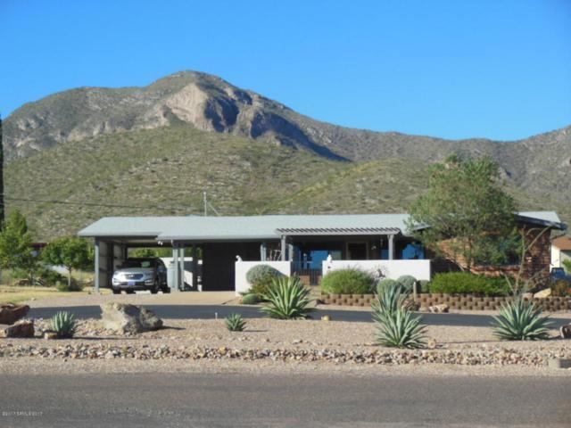 8 Cochise Lane, Bisbee, AZ 85603 (MLS #164698) :: Service First Realty