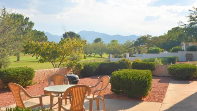 2930 E Pebble Beach Drive, Sierra Vista, AZ 85650 (MLS #164699) :: Service First Realty