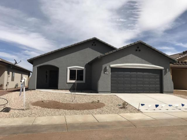 3419 Rhapsody Drive Lot 28, Sierra Vista, AZ 85650 (MLS #164780) :: Service First Realty