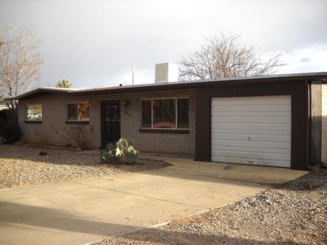 1816 E Carmelita Drive, Sierra Vista, AZ 85635 (MLS #164788) :: Service First Realty