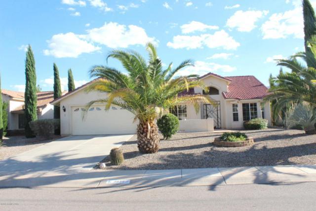 3036 Plaza De Viola, Sierra Vista, AZ 85650 (MLS #164797) :: Service First Realty