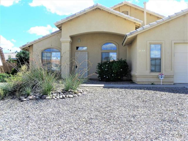 3880 Via De La Reina, Sierra Vista, AZ 85650 (MLS #164897) :: Service First Realty