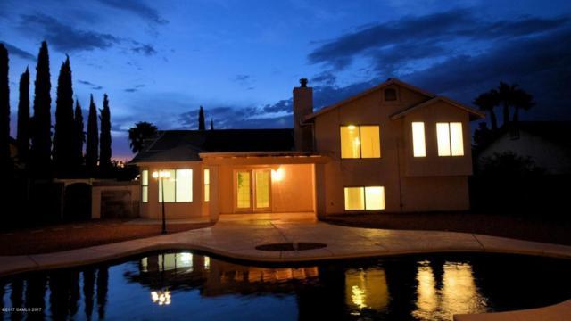 1744 E Cottonwood Drive, Sierra Vista, AZ 85635 (MLS #164923) :: Service First Realty