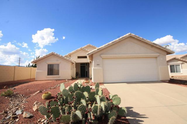 2201 Evening Shadow Court, Sierra Vista, AZ 85650 (MLS #164925) :: Service First Realty